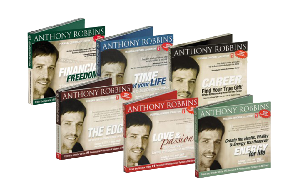 Anthony Robbins Collection